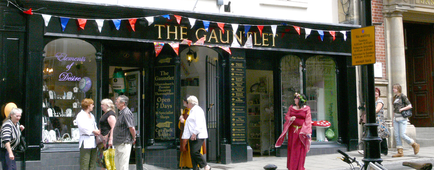 The Gauntlet Glastonbury